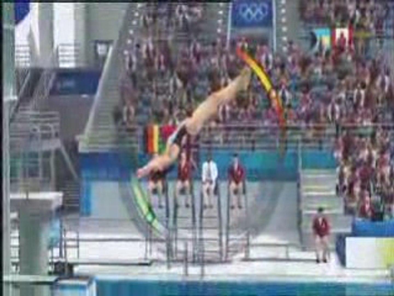 Jeux Olympique Beijing 2008 - Plongeon Trailer - Jeux Vidéo