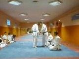 passage de grade de judo ceinture verte