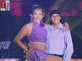 Bailan Lucy y Rodolfo (Bailando por un Sueño 07-06-2008)