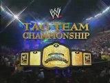 Kane & CM Punk vs The Miz & John Morrison 10/6/08 pt1