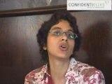 Interview de Abha Dawesar par Confidentielles