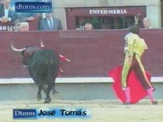 José Tomás Última actuación