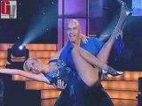 Bailan Marisol y Jesús (Bailando por un Sueño 07-06-08)