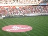 Psg Asse ambiance avant match arivé des green angels