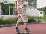 1 mois de skate avec des potos