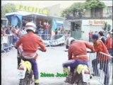 Championnat d'europe d'enduro Saint Marcel d'Ardèche 1987