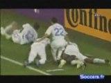 France Espagne 2006 but de Vieira
