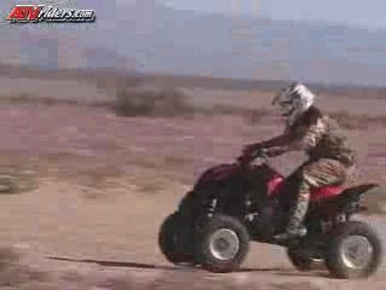 New 1998-2004 Honda TRX 450 TRX450 Foreman ATV OE Rear Rack