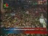Béjaia en féte apres la coupe d'algerie gagné par la jsmb