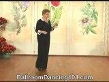 Ballroom Dancing Beginner Video lesson on Swing
