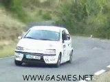 Rallye crash fiat PUNTO