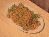 Vegetable pulao Riz aux légumes