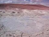 Sol de Mañana - Geysers in Bolivien