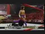 WWE RAW - 16.6.08 - Carlito vs Jeff Hardy
