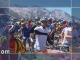 Ravitaillement de l'Etape du Tour 2005 Vélo Magazine