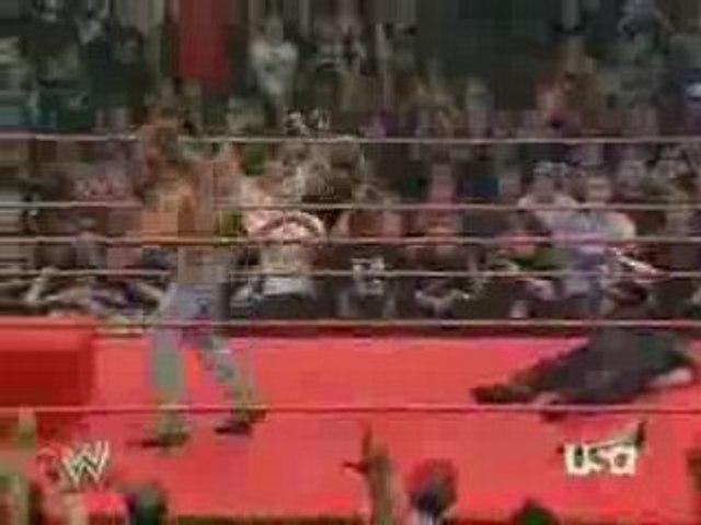 HBK Returns to raw 2007