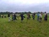 Fete de groupe 01/06/2008 : Jeu du staff