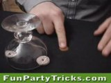 Party trick! Coin Limbo