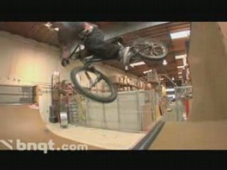 Joey Marks Mini Ramp Session