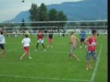 3*3 volley Annecy vs grenoble et les morpions vs fouillouse