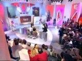 Michael Gregorio imite Vincent Delerm devant Benjamin Biolay
