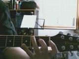 Sinsemilia - Tout le bonheur du monde solo guitare