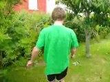 Les 11 jonglages de Yoyo