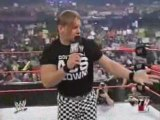Chris Jericho, Christian and Shawn Michaels Segment