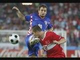 euro 2008 - Croatie 1 - 1 Turquie  1-3 : resumé
