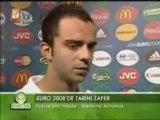 Croatie 1 - 1 Turquie SEMIH SENTURK reportage euro 2008