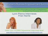 Fran Harris at Womens Business Empowerment Summit pt.11