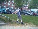 Teaser Best of 4 Alexis Trancart Skateboarding
