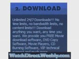 Movie Downloads. Download Movies and Burn DVDs. ...