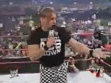 Chris Jericho Christian And Shawn Michaels Segment