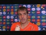 Holland 1 - 3 Russia Van der Vaart reportaje euro 2008