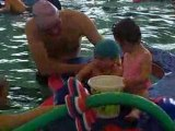 Angélina aux bébés nageurs 21 juin 2008