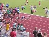 Championnat régionaux Minimes Lomme 50m plat  Lucie