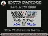 MOTO-PASSION  : 1er rally photo : 3 Aout 2008