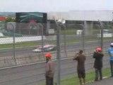 Tour de chauffe - GP de Formule 1 - Magny Cours