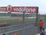 Video Enceinte Golf GP de Formule 1 Magny Cours
