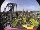 CHANG montagne russe looping  roller coaster