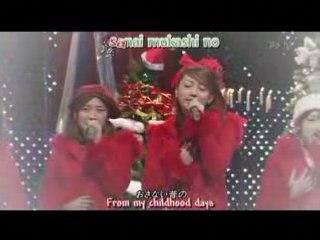 Morning Musume. - White Christmas