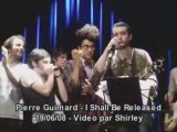 Pierre guimard i shall be released bob dylan cover
