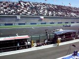 GP2 à Magny cours, départ du Tour de Chauffe