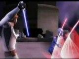Star Wars Light Saber Wii trailer