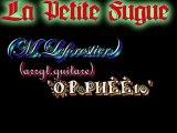 La Petite Fugue (arrgt.Instrumental & Variations orphee10)