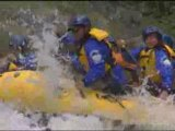Extreme Whitewater Rafting