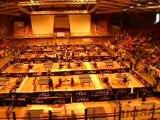 Tennis de table - Championnats de France Sport Adapté 2008