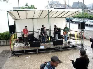 Vidéo (festival autogéré d'Yves sur Yvette le 6 Mai 2006) de Gilbert et ses problèmes