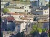 Village de Balazuc, en Ardeche